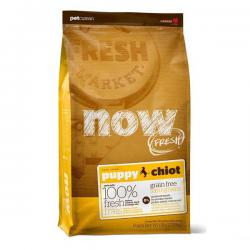 Корм для щенков Now Fresh Puppy Turkey, Salmon & Duck Grain Free