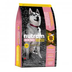 Корм для собак Nutram Sound Balanced Wellness® S9 Adult Dog Lamb & Pearled Barley, Peas & Butternut Squash