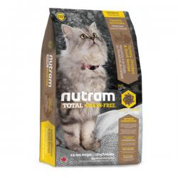 Корм для кошек Nutram Total Grain-Free® T22 Cats & Kittens Turkey, Chicken & Duck