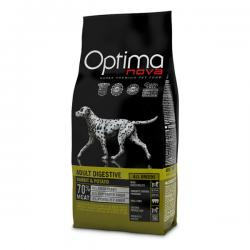 Корм для собак Optima Nova Adult Dog Digestive Rabbit & Potato Grain Free