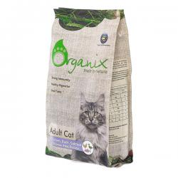 Корм для кошек Organix Adult Cat Chicken, Duck, Salmon