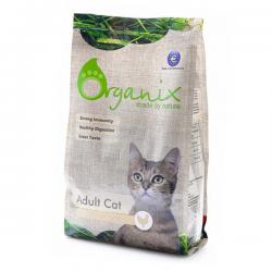 Корм Organix Adult Cat Chicken