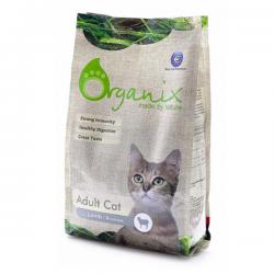 Корм Organix Adult Cat Lamb