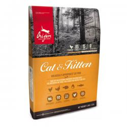 Корм для кошек Orijen Cat & Kitten Grain Free