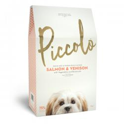 Корм для собак Piccolo Small Dogs Salmon & Venison
