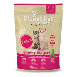 Корм для котят Planet Pet Society Kitten Chicken