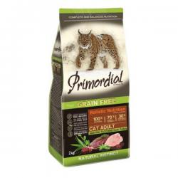 Корм для кошек Primordial Adult Cat Holistic Duck & Turkey Grain Free