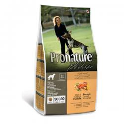 Pronature Holistic Adult All Breeds Grain-free Duck & Orange