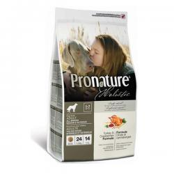 Pronature Holistic Adult All Breeds Indoor & Outdoor Turkey & Cranberries