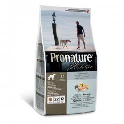 Pronature Holistic Adult All Breeds Skin & Coat Atlantic Salmon & Brown Rice