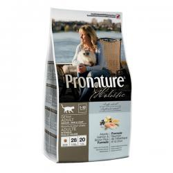 Корм для кошек Pronature Holistic Adult Cat Indoor Skin & Coat Atlantic Salmon & Brown Rice
