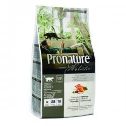 Корм для кошек Pronature Holistic Adult Cat Indoor Turkey & Cranberries