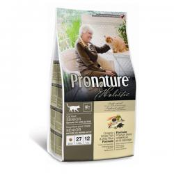 Pronature Holistic Cat Senior Mature or Less Active Oceanic White Fish & Wild Rice