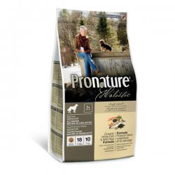 Pronature Holistic Senior All Breeds Mature or Less Active Oceanic White Fish & Wild Rice