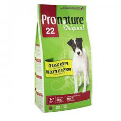 Pronature Original 22 Dog – Adult All Breeds Lamb & Rice