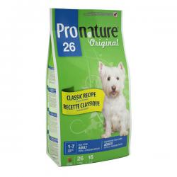Корм для собак Pronature Original 26 Adult Dog Small & Medium Breeds Chicken