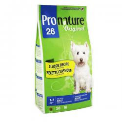 Pronature Original 26 Dog – Adult Small & Medium Breeds Chicken