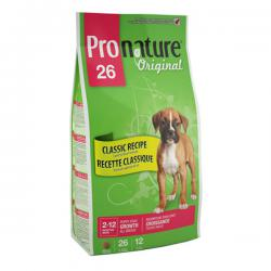 Корм для щенков Pronature Original 26 Puppy Lamb & Rice