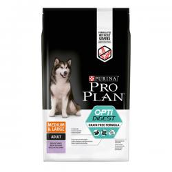 Корм для собак Purina Pro Plan Adult Dog Medium & Large Rich in Turkey Grain Free