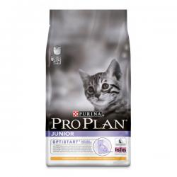 Корм Purina Pro Plan Cat Junior Optistart Rich in Chicken