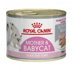 Корм для котят Royal Canin Mother & Babycat Mousse