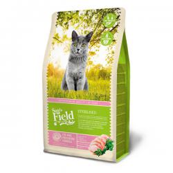 Корм для кошек Sam's Field Adult Cat Sterilised Fresh Chicken