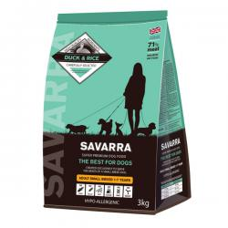 Корм для собак Savarra Adult Dog Small Breed Duck & Rice