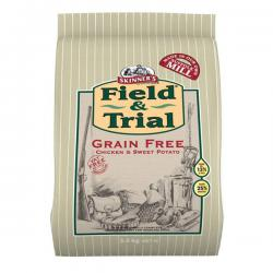 Корм для собак Skinner's Field & Trial Working Dogs Chicken & Sweet Potato Grain Free Hypoallergenic