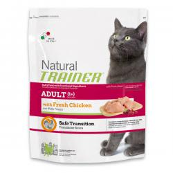 Корм для кошек Trainer Natural Adult Cat Fresh Chicken