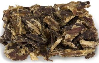 Обезвоженное мясо говядины