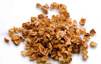 Сушеный корень цикория (источник инулина)