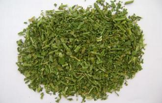 Сушеный шпинат
