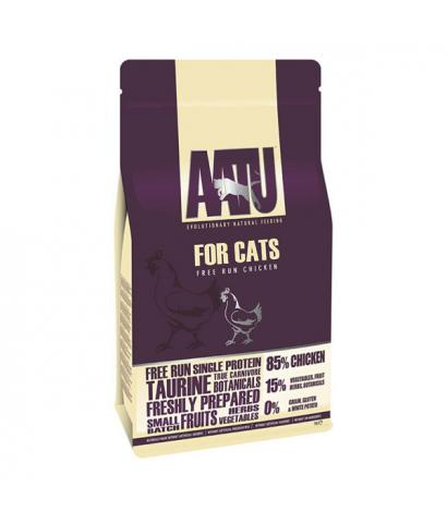 Корм для кошек AATU Adult Cat Free Run Chicken Grain Free