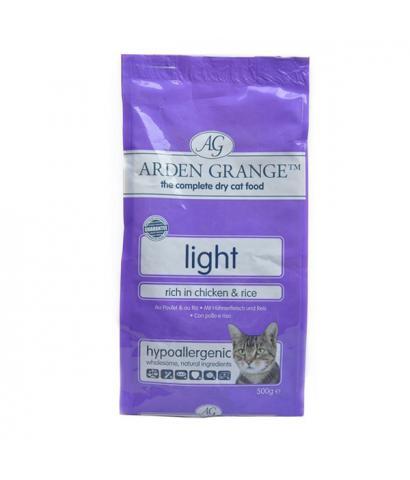 Arden Grange Adult Cat – Light Rich in Chicken