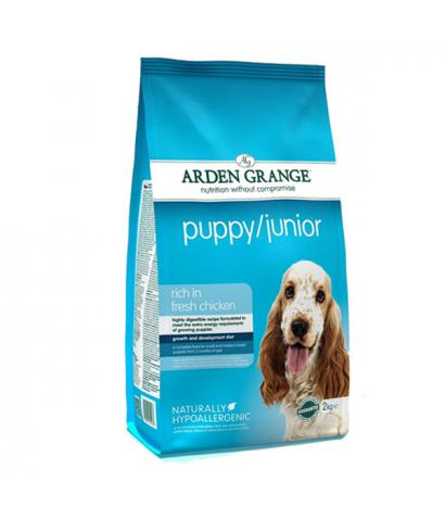 Arden Grange Puppy / Junior