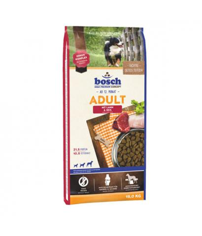 Bosch Adult Lamb & Rice