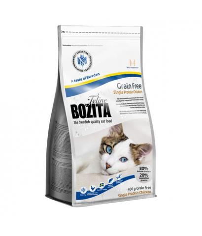 Корм для кошек Bozita Feline Single Protein Chicken Grain Free