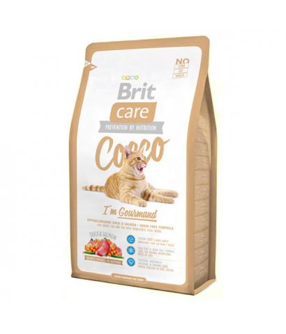Корм Brit Care Cat Cocco I'm Gourmand