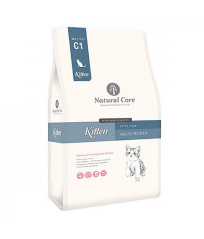 Корм для котят Natural Core C1 Kitten Multi-Protein