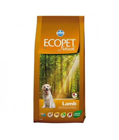 Корм для собак Farmina Ecopet Natural Lamb