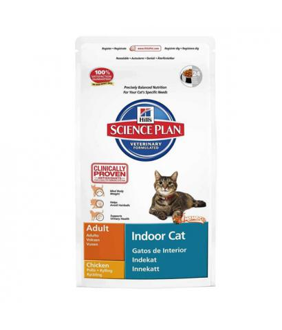 Hill's Science Plan Feline Adult Indoor Cat Chicken