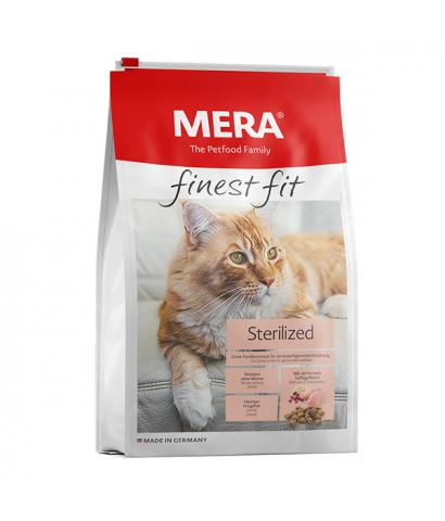 Корм для кошек Mera Finest Fit Adult Cat Sterilized