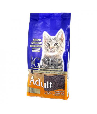 Корм Nero Gold Adult Cat