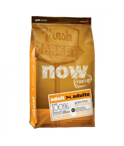 Корм для собак NOW Fresh Dog Adult Grain Free