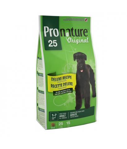 Pronature Original 25 Dog – Adult All Breeds Chicken no Corn, no Wheat, no Soy