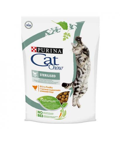 Корм Purina Cat Chow Sterilised