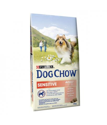 Корм Purina Dog Chow Adult Sensitive
