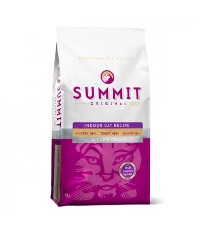 Корм Summit Holistic Original 3 Meat Indoor Cat Recipe CF