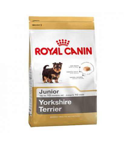 Корм Royal Canin Junior Yorkshire Terrier