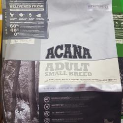 Acana Heritage Adult Small Breed Grain-Free
